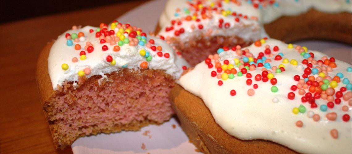 Torta dolce Ciaramicola