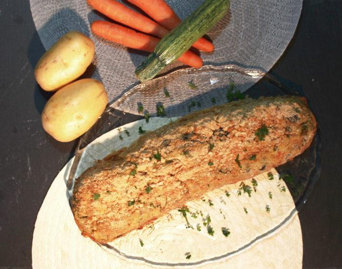 Polpettone vegetariano - Ricette Passo Passo con foto