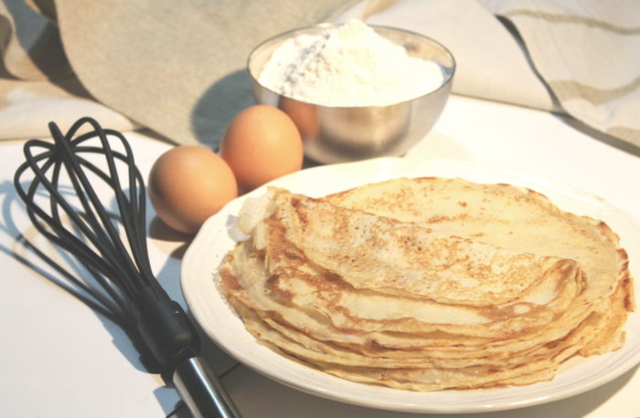 Impasto per Crepes - Ricette Passo Passo con foto