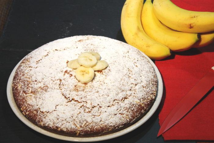 Torta di Banane - Ricette Passo Passo con foto