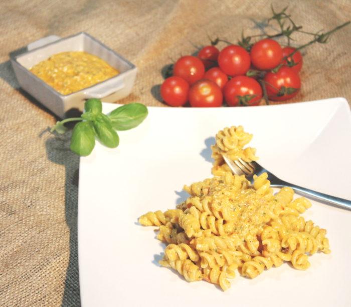 Pesto alla siciliana - Ricette Passo Passo con foto