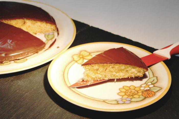 Torta cocco e cioccolato - Ricette Passo Passo con foto