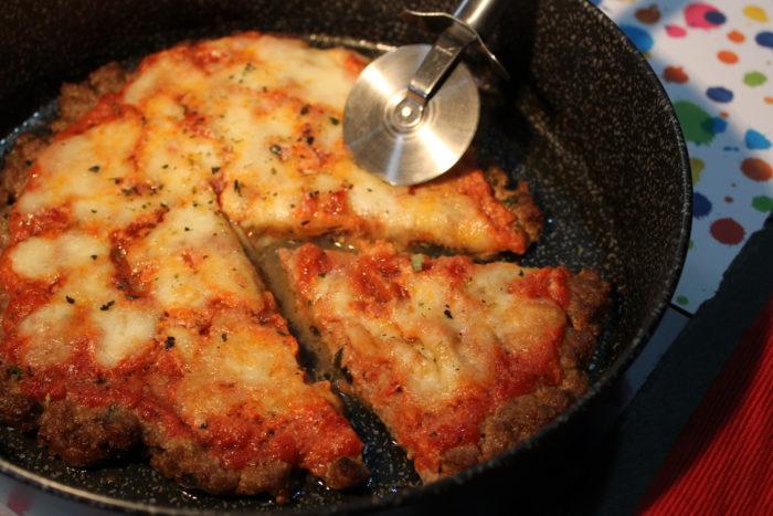 Ciccia pizza - Ricette Passo Passo con foto