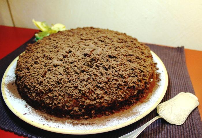 Mimosa al cioccolato - Ricette Passo Passo con foto