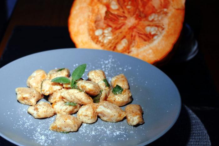 Gnocchi alla zucca - Ricette Passo Passo con foto