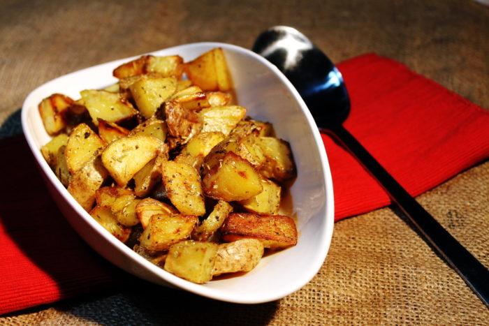 Patate al forno saporite - Ricette Passo Passo con foto