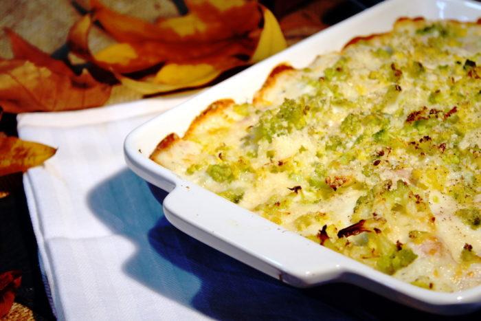 Sformato di broccolo romano - Ricette Passo Passo con foto