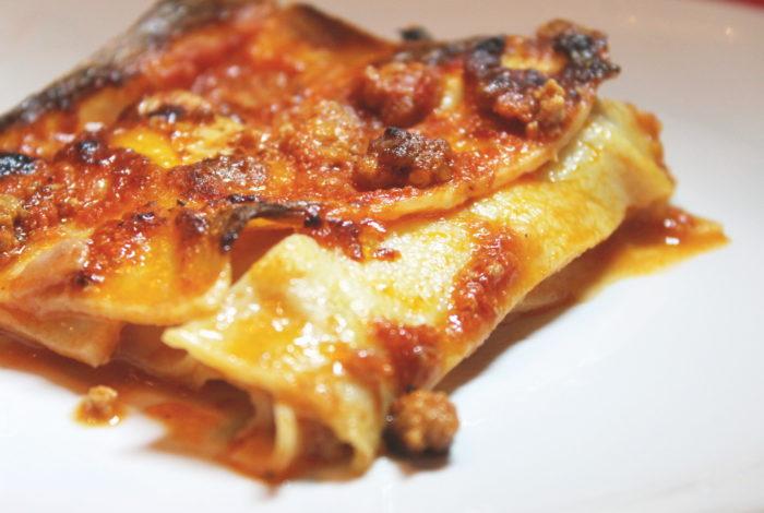Lasagna al ragù - Ricette Passo Passo con foto