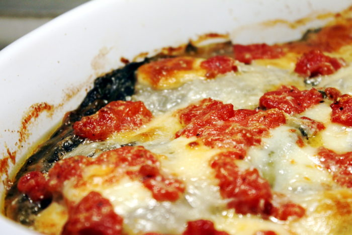 Parmigiana di bietole - Ricette Passo Passo con foto