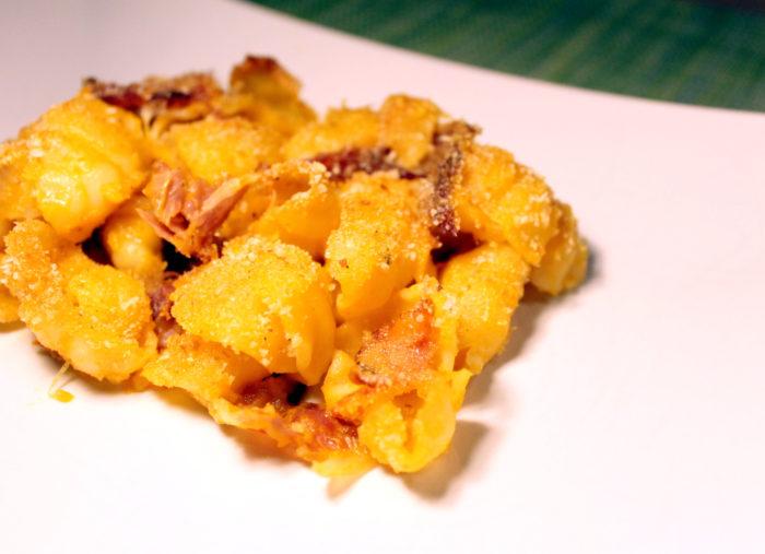 Pasta al forno con zucca - Ricette Passo Passo con foto