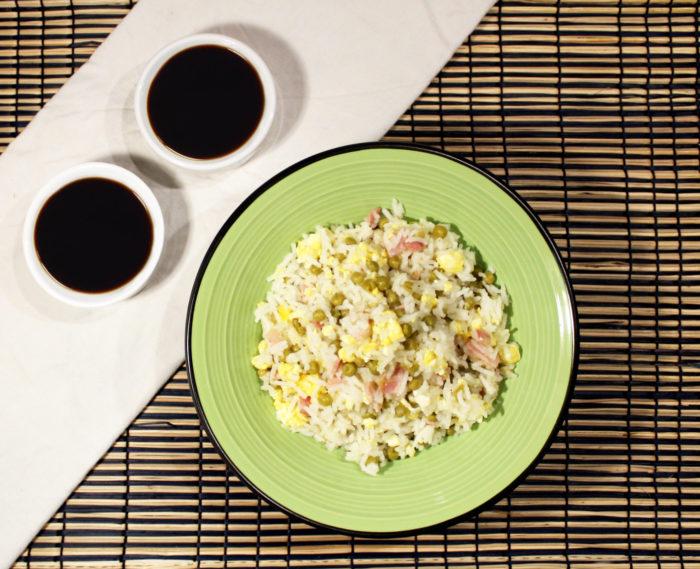 Riso alla cantonese - Ricette Passo Passo con foto