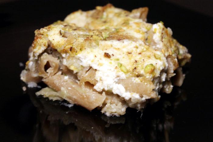 Pasta con cavolfiore, ricotta e pistacchi - Ricette Passo Passo con foto