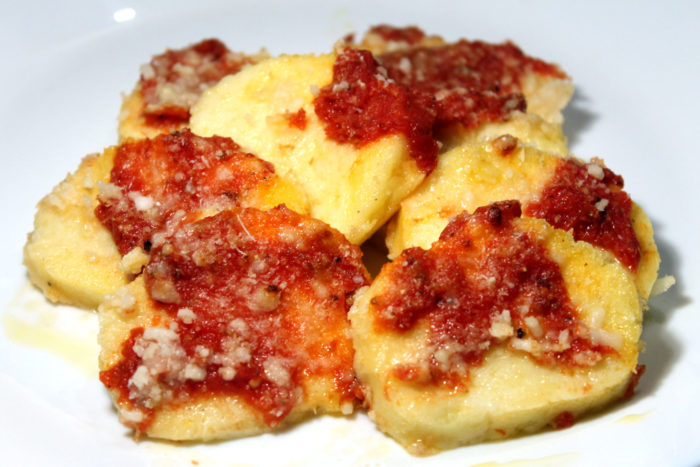 Gnocchi di semolino - Ricette Passo Passo con foto