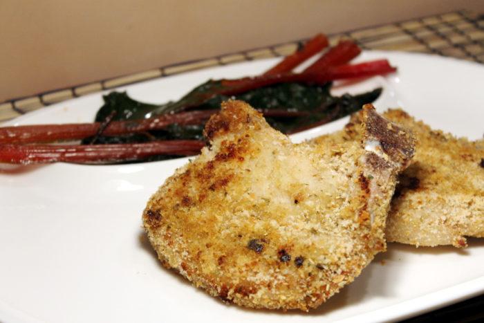 Bistecca di maiale impanata - Ricette Passo Passo con foto