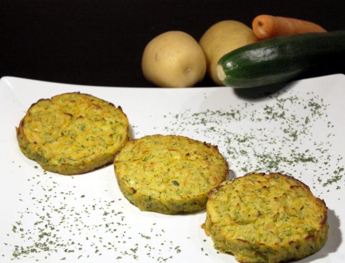 Hamburger vegetariani - Ricette Passo Passo con foto