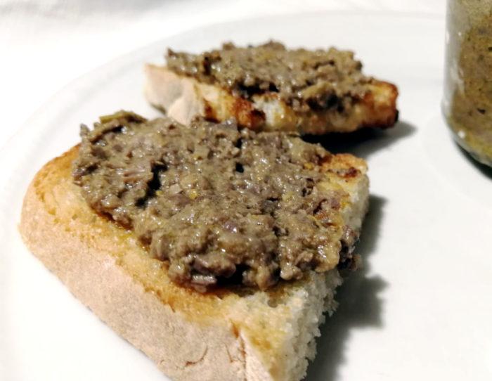 Patè di fegato - Ricette Passo Passo con foto