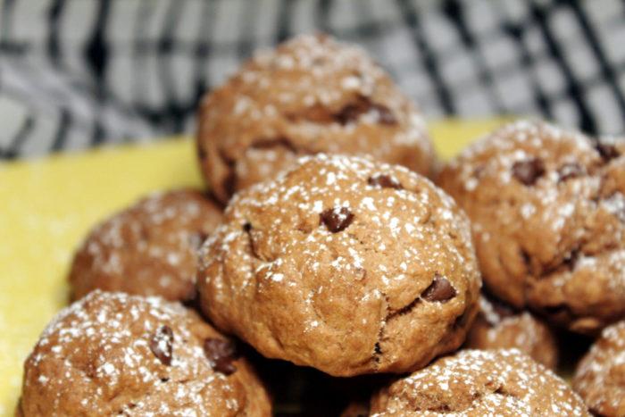 Biscotti senza uova al cioccolato - Ricette Passo Passo con foto