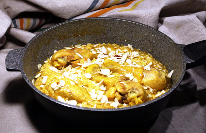 One pot di pollo e riso - Ricette Passo Passo con foto