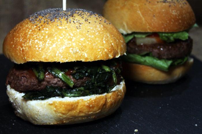 Panini per hamburger - Ricette Passo Passo con foto