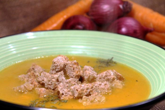 Vellutata di carote - Ricette Passo Passo con foto