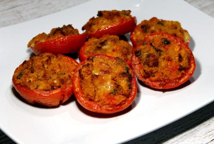 Pomodori gratinati - Ricette Passo Passo con foto