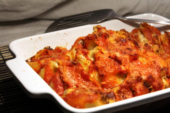 Lumaconi ripieni al forno - Ricette Passo Passo con foto