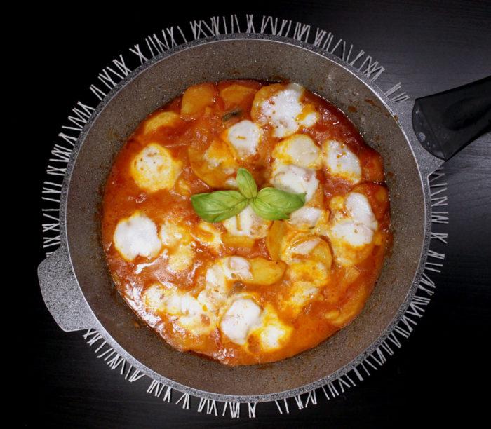 Patate alla pizzaiola - Ricette Passo Passo con foto