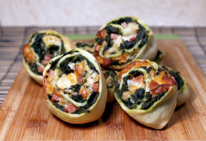Girelle di spinaci - Ricette Passo Passo con foto