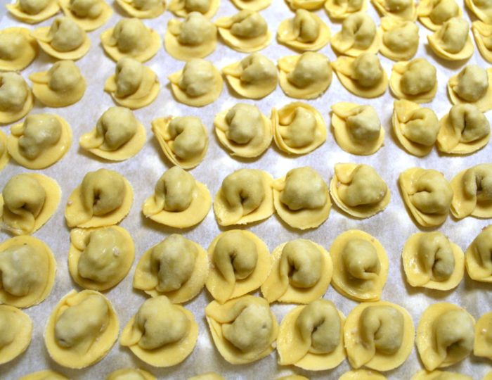 Cappelletti - Ricette Passo Passo con foto