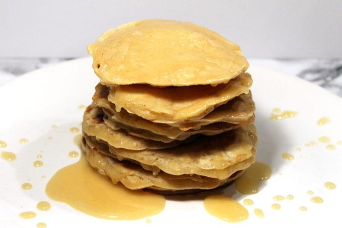 Pancakes alle mele - Ricette Passo Passo con foto