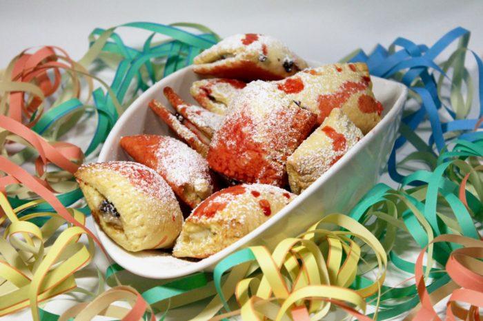 Ravioli di carnevale - Ricette Passo Passo con foto