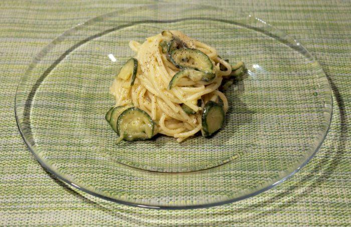 Spaghetti alla Nerano - Ricette Passo Passo con foto