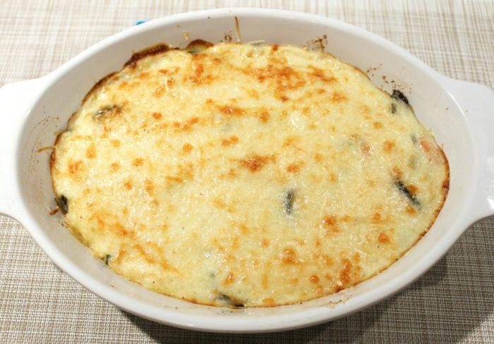 Verdure al forno con besciamella - Ricette Passo Passo con foto