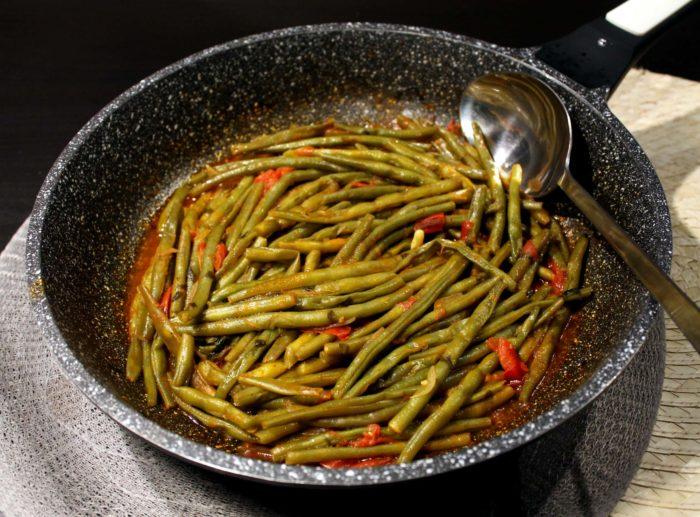 Fagiolini in umido - Ricette Passo Passo con foto