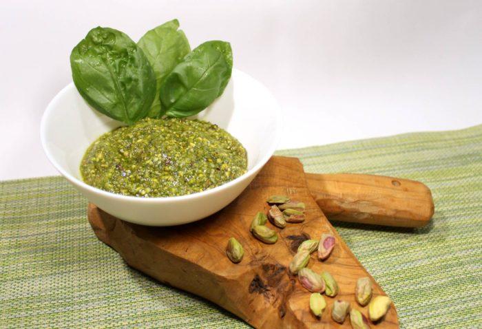 Pesto di pistacchi - Ricette Passo Passo con foto