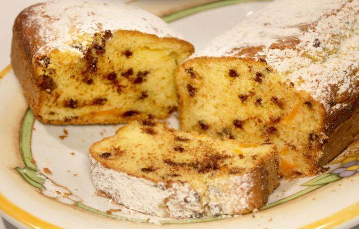 Plumcake albicocche e cioccolato - Ricette Passo Passo con foto
