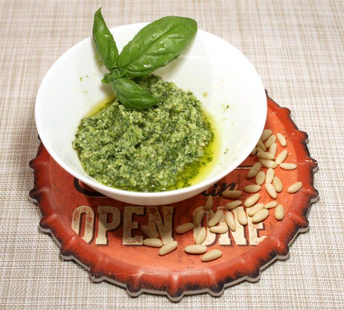 Pesto alla Genovese - Ricette Passo Passo con foto