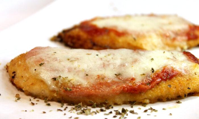 Pollo impanato alla pizzaiola - Ricette Passo Passo con foto dettagliate
