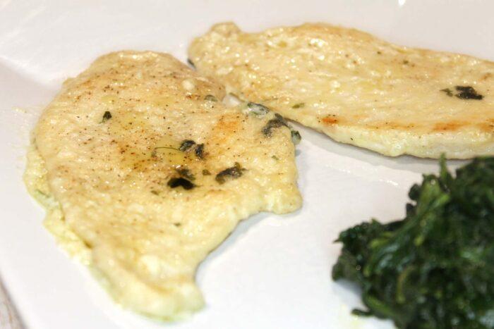 Petto di pollo al latte - Ricette Passo Passo con foto