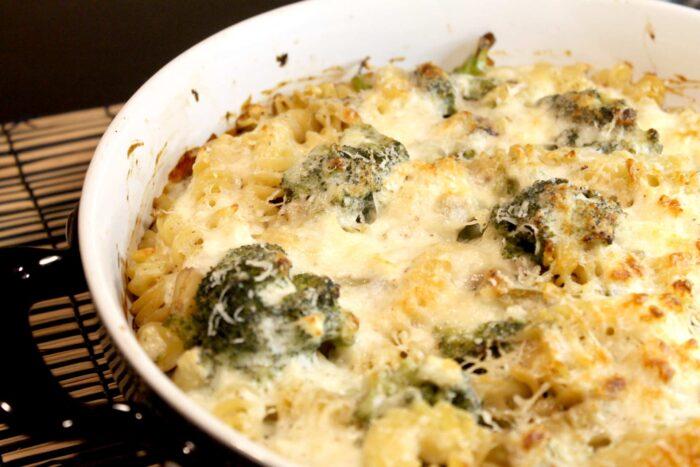 Pasta al forno vegetariana - Ricette Passo Passo con foto