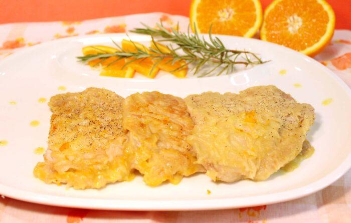 Arista di maiale all'arancia - Ricette Passo Passo con foto