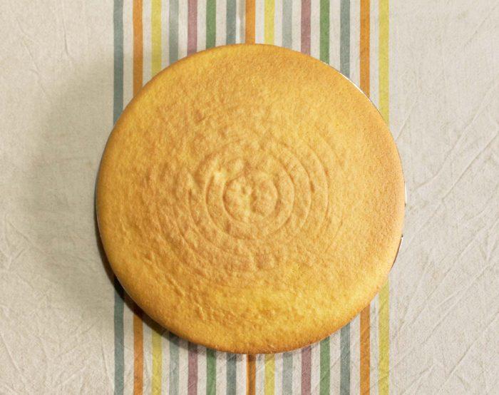 Base morbida per torta di frutta - Ricette Passo Passo con foto
