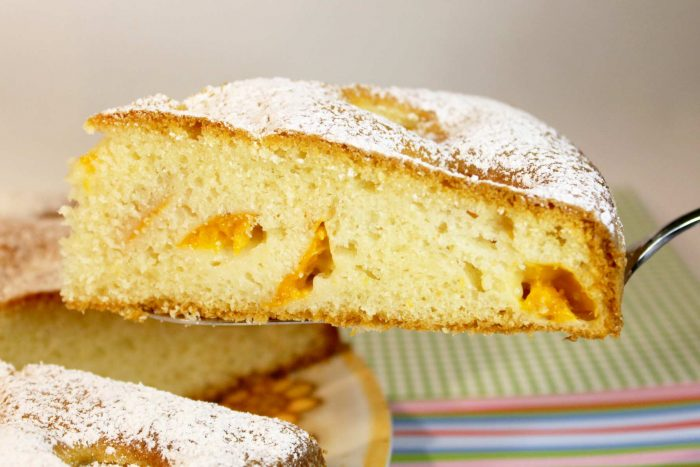 Torta di albicocche - Ricette Passo Passo con foto